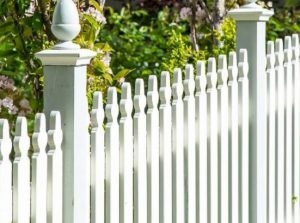 Picket fence in melbourne